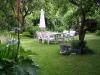 Hemma i trädgården